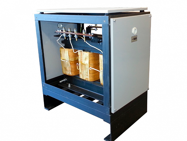 Three-phase two-phase and three-phase single-phase filter balancing transformers TST