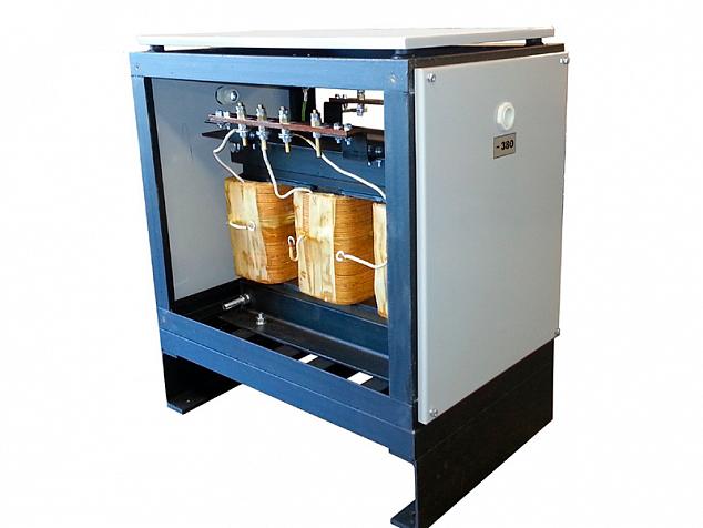 Трехфазно-двухфазные и трехфазно-однофазные фильтро симметрирующие трансформаторы ТСТ